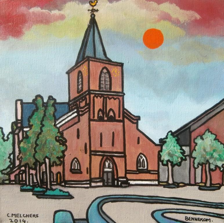 Kerk in Bennekom